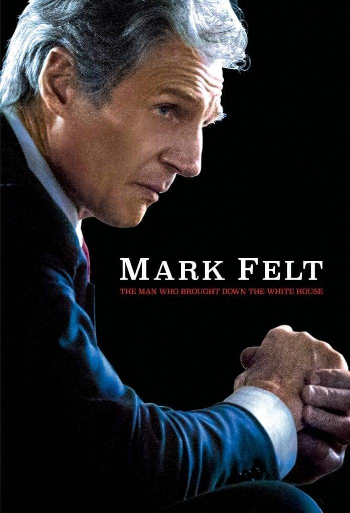 "Poster for the movie ""Mark Felt: El Informante"""