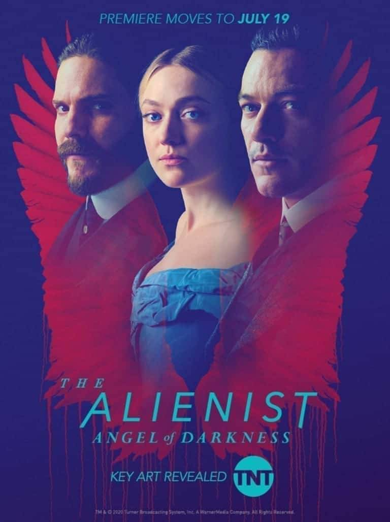 the alienist angel of darkness