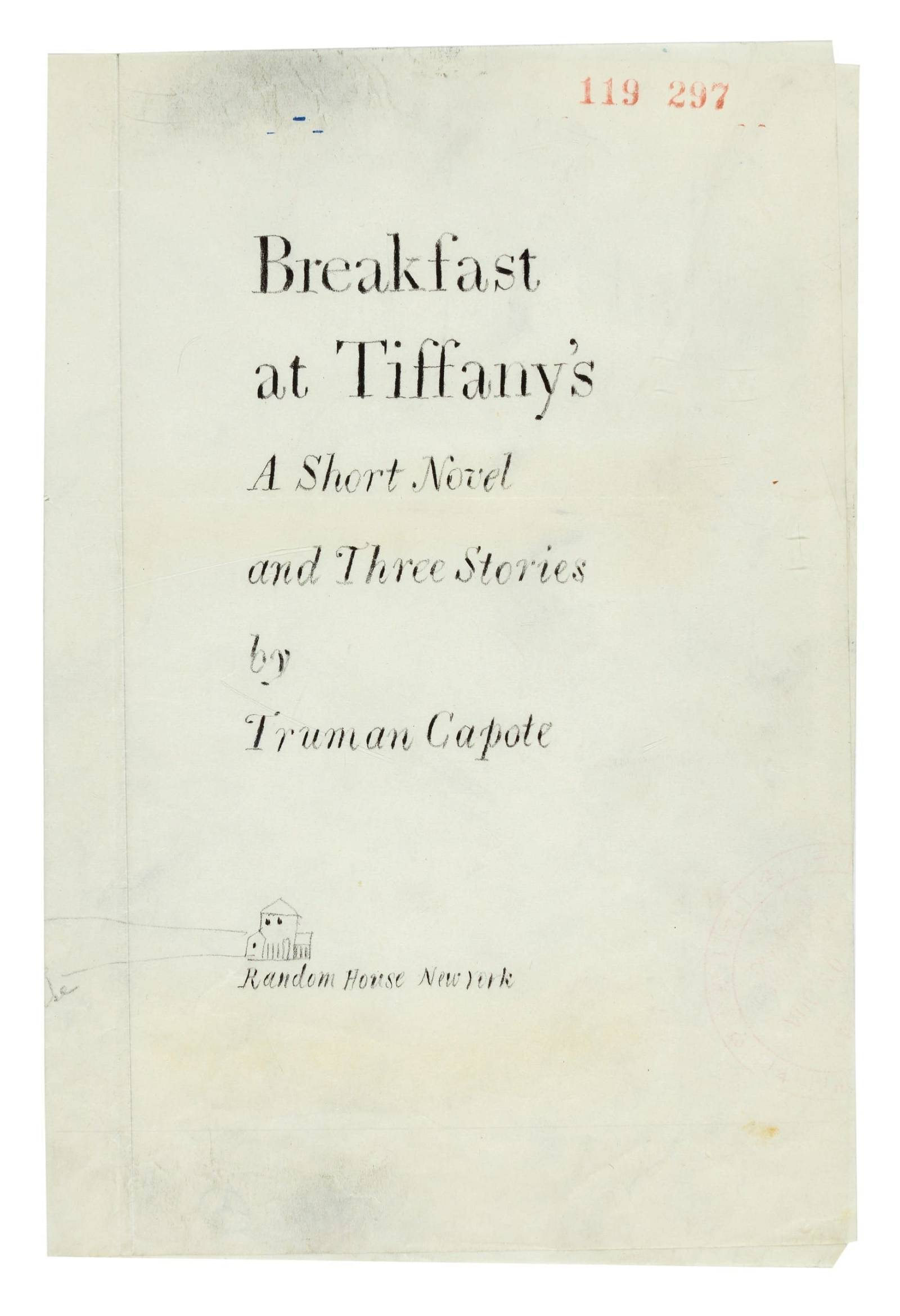 Breakfast At Tiffany's Typescript