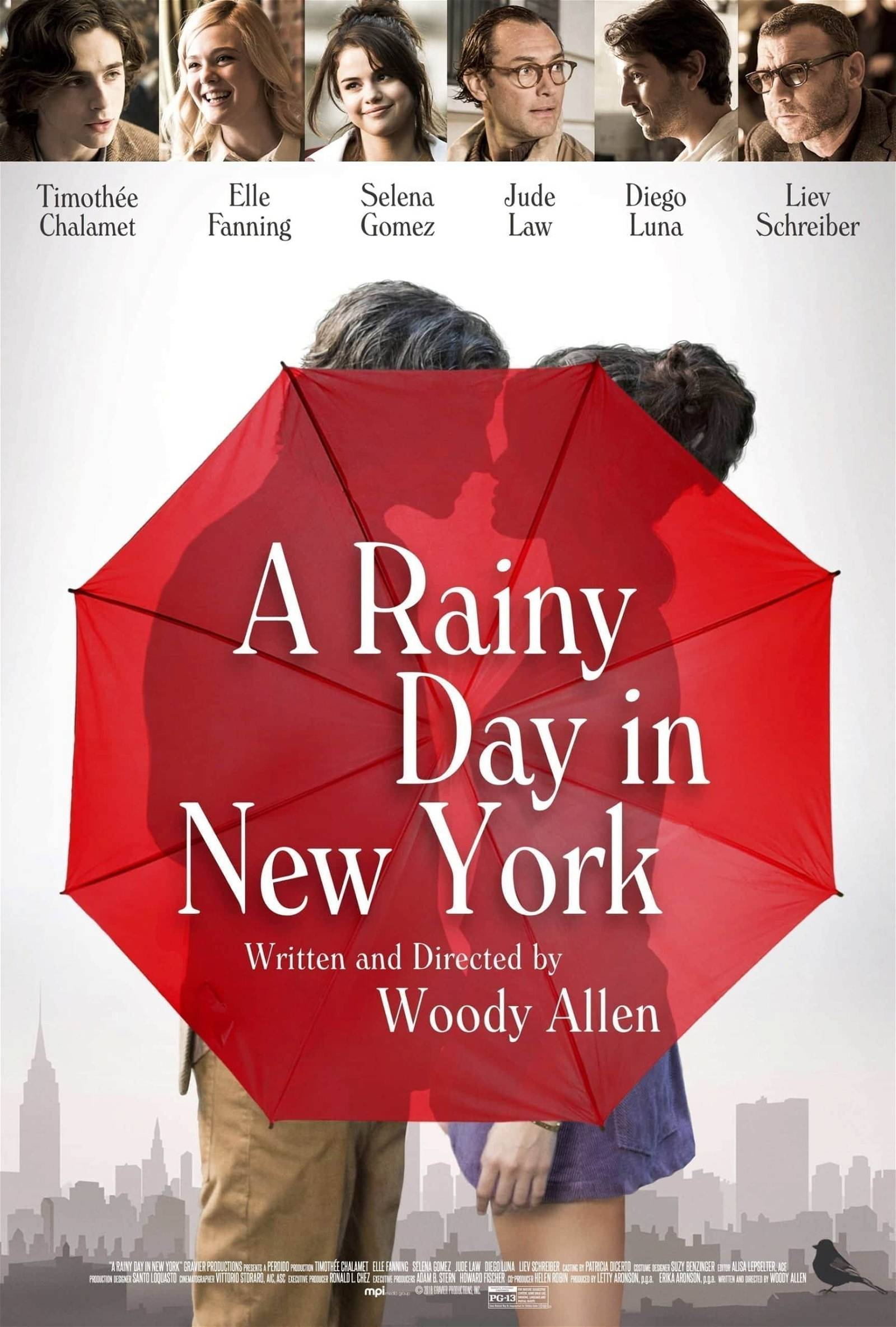 A Rainy Day In New York scaled