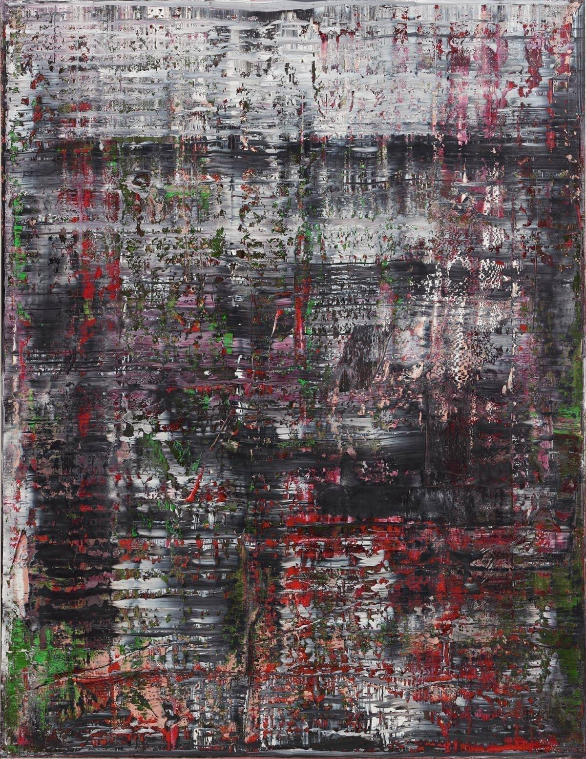 Gerhard Richter's Poignant Birkenau Paintings