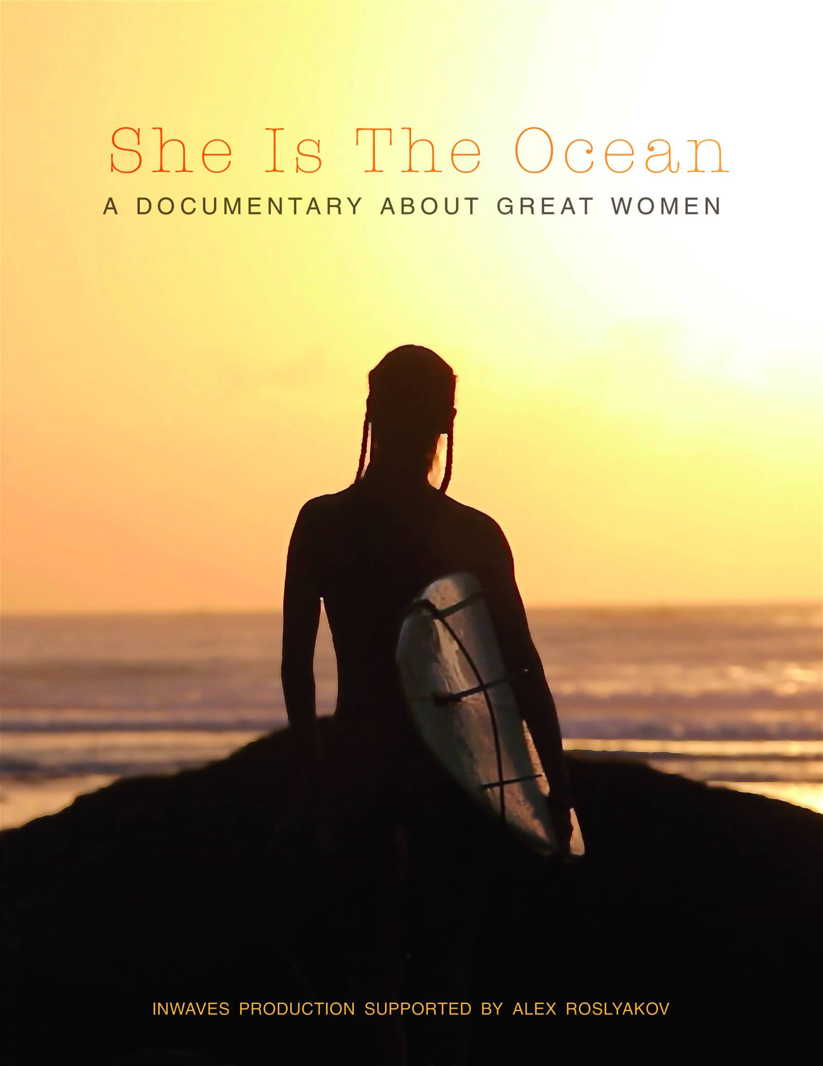 She Is the Ocean (2018)