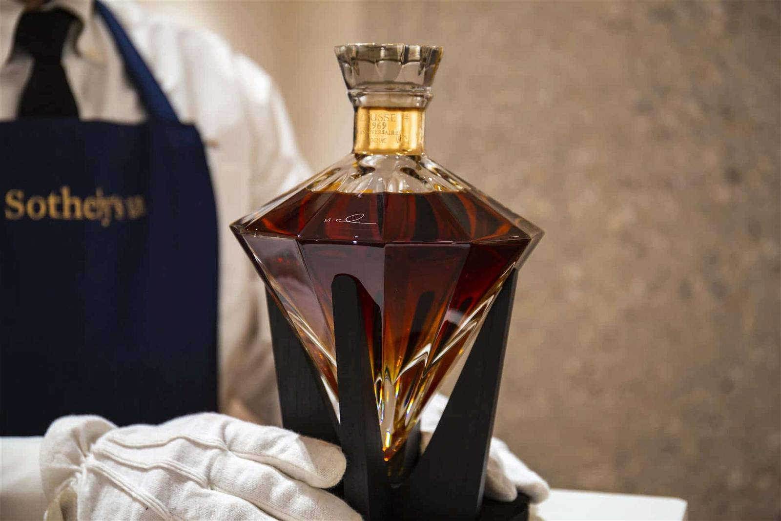 "Sotheby's to Offer Unique Cognac Bottled in Celebration of Shawn ""JAY-Z"" Carter's 50th Birthday 