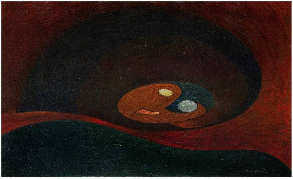 Max Ernst (1891-1976), Comète. Sold for £250,250.